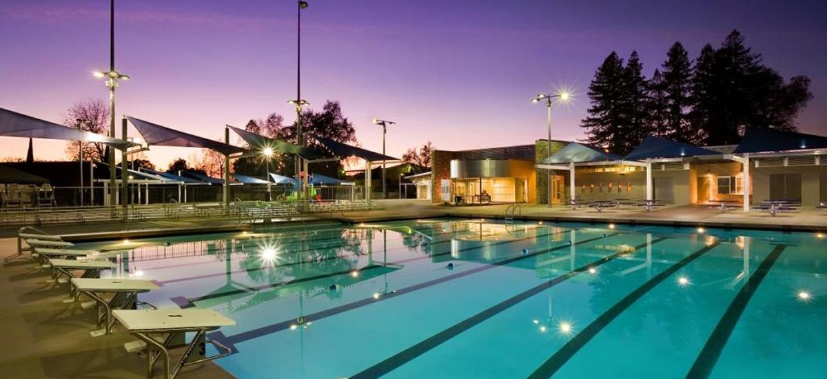 City of yuba city gauche park aquatic facility for Pool builders yuba city